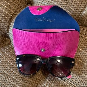 Lilly Pulitzer Skylar Sunglasses